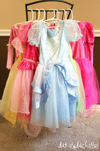 princess dress-up