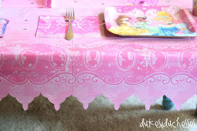 patterned tablecloth - Hallmark