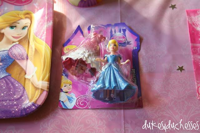Princess favors