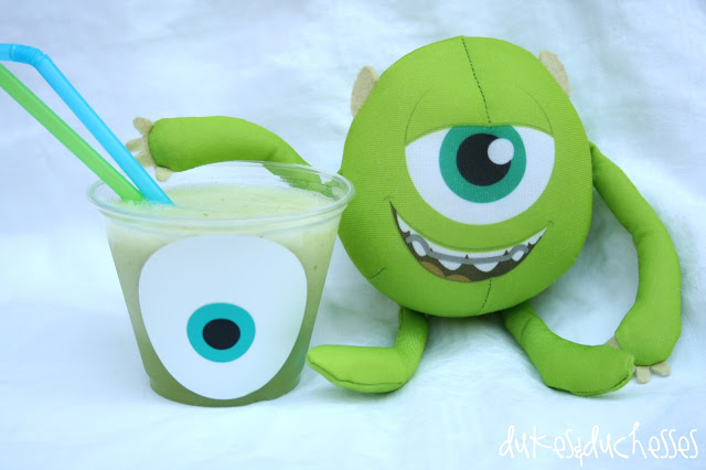 Mike's Melonade #MonstersU