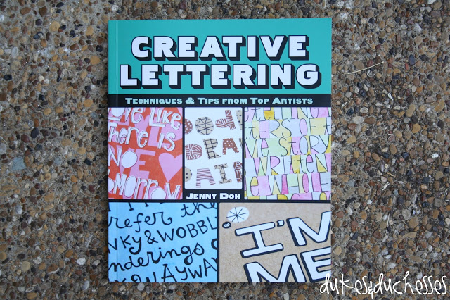 Creative Lettering from Lark Crafts