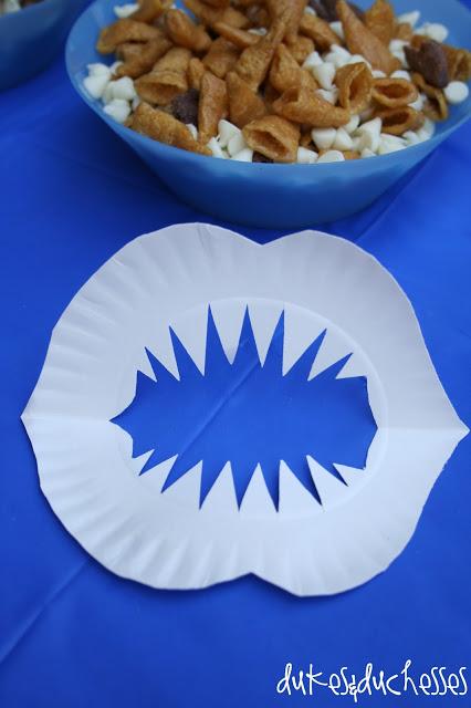 shark party :: shark jaws