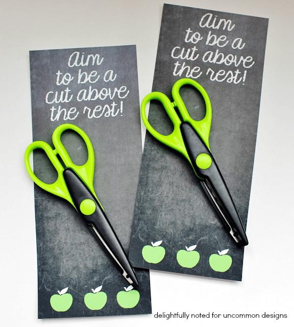 10 back to school ideas :: scissors printable