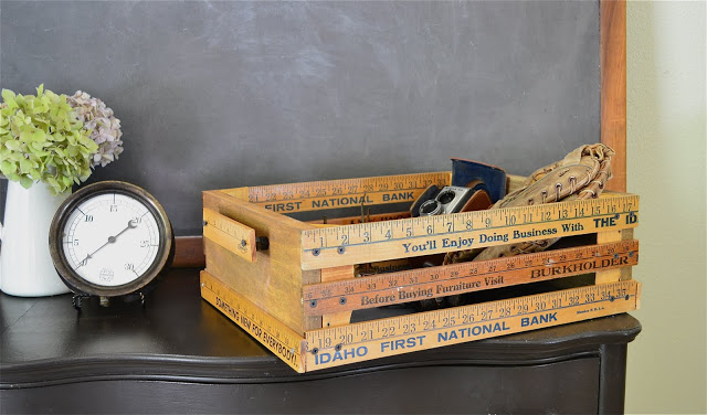11 Ways To Repurpose Yardsticks And Rulers Dukes And