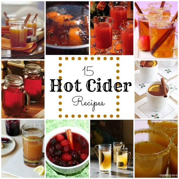 hot cider recipes