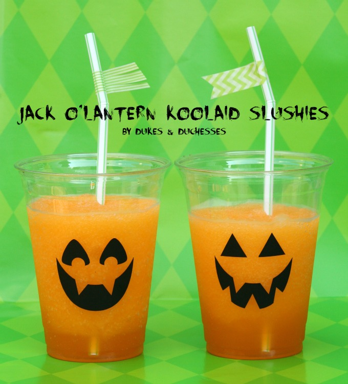 koolaid slushies