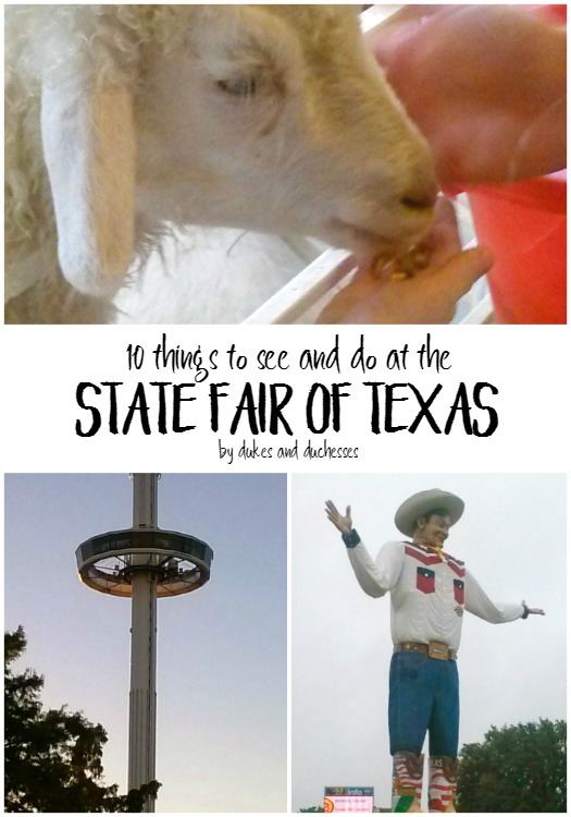 10 things to see and do at the State Fair of Texas