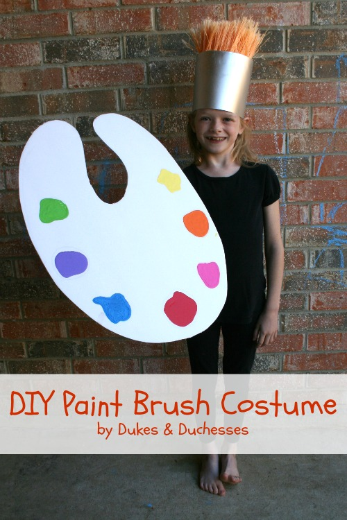 A homemade halloween costume diy paint brush costume dukes and homemade halloween costume solutioingenieria Image collections