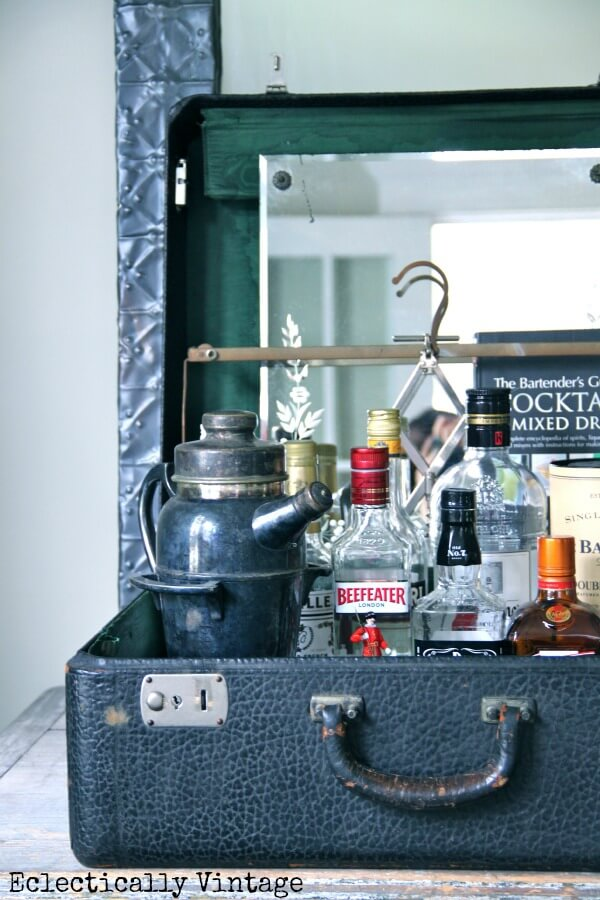 12 Ways To Repurpose Old Suitcases Dukes And Duchesses