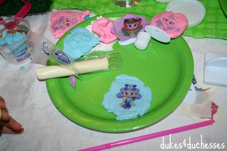 fairies on dough