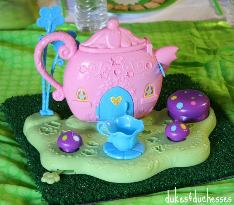 fairy magic play dough set