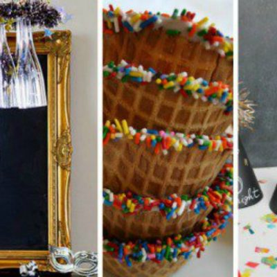 25 Ways to Ring in the New Year
