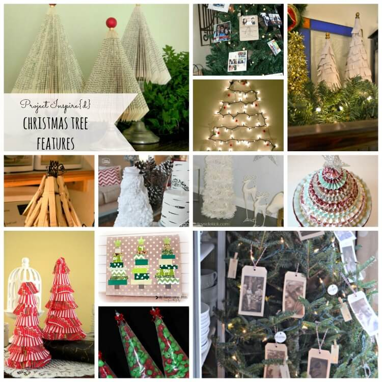 christmas tree features