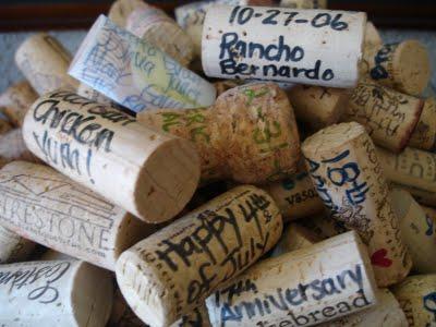 cork journaling