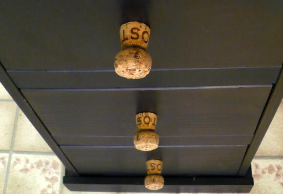 cork knobs