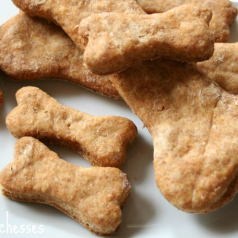 Bacon Dog Biscuit Recipe