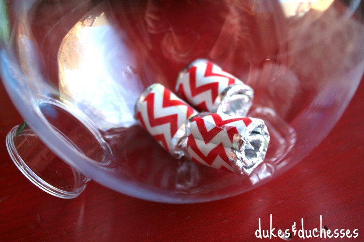 rolled gum in ornament #shop