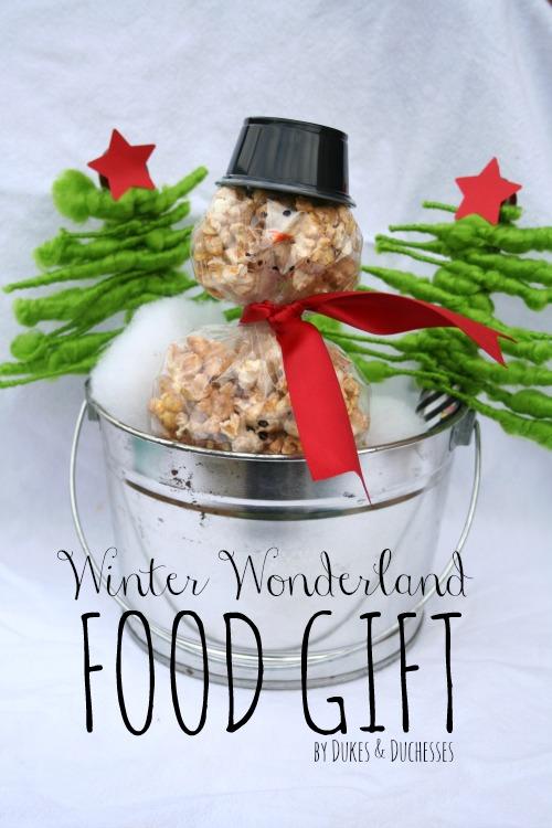 winter wonderland food gift #shop
