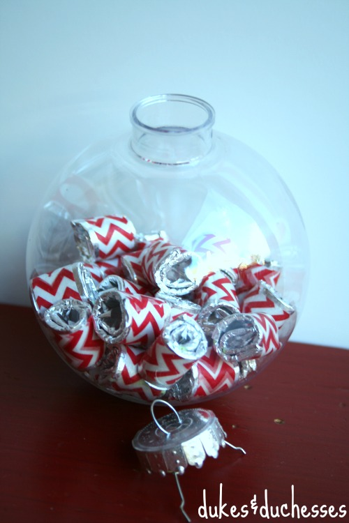 wrigley's gum filled ornament #shop