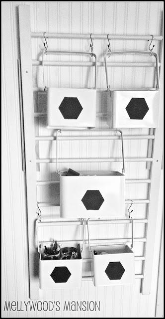 crib organizer