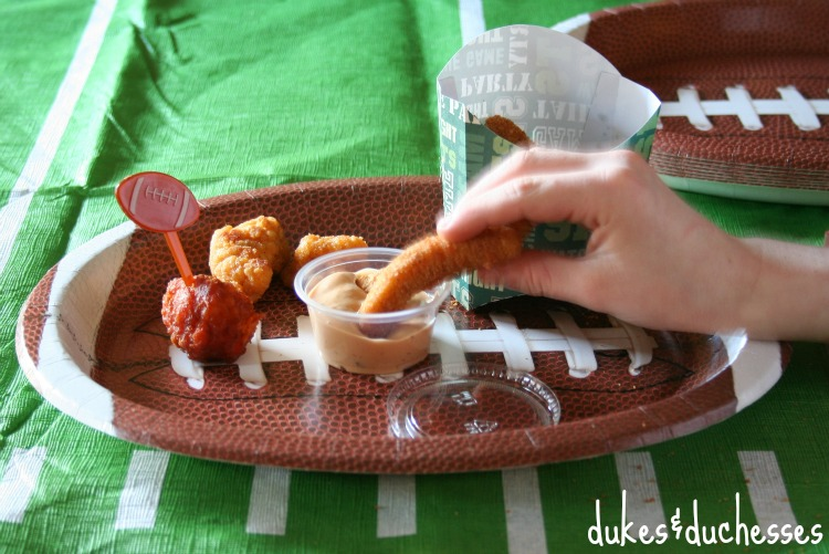 game day party #ad #SuperMoments