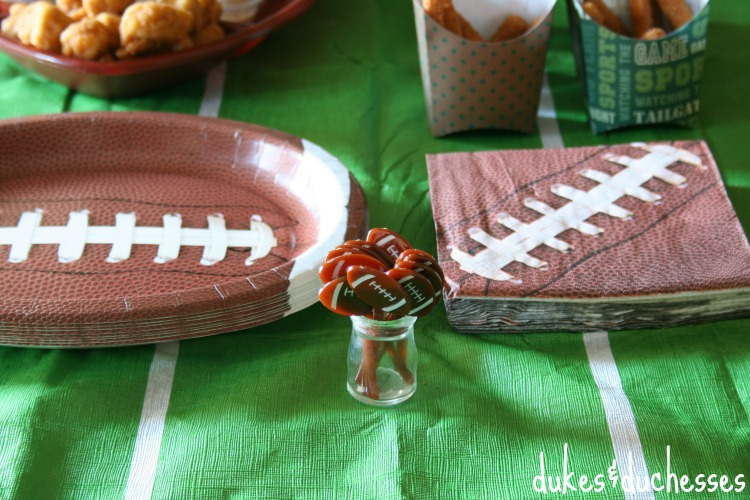 football party #ad