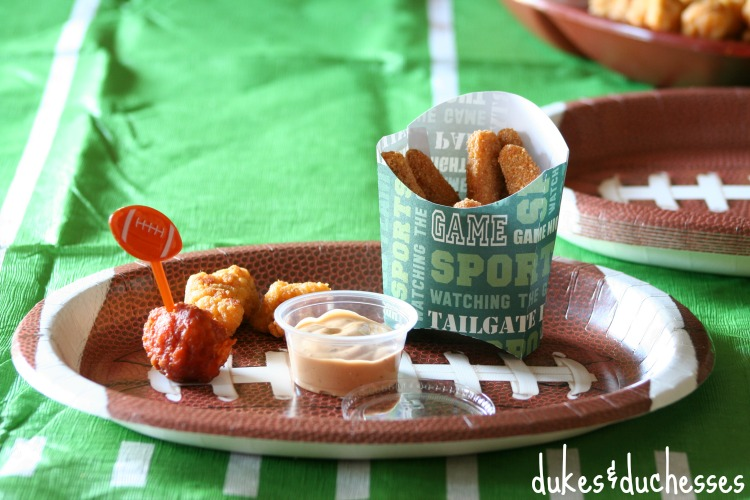 big game snack #ad