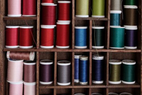 letterpress thread