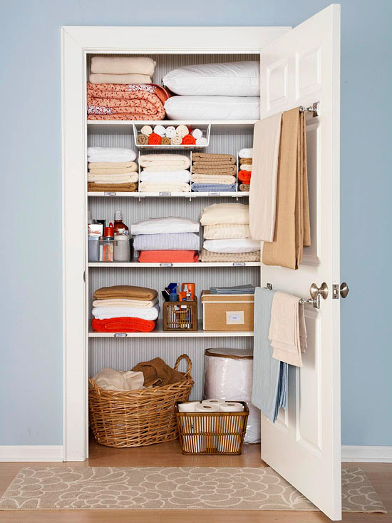 quick and easy organization tips