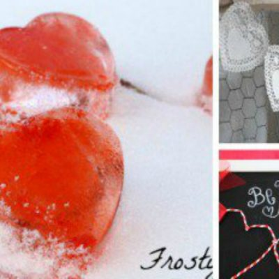 10 Valentine's Day Garlands