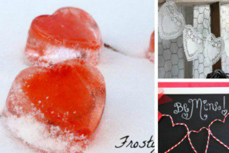 10 Valentine's Day Garlands