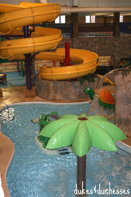 water park at castle rock resort