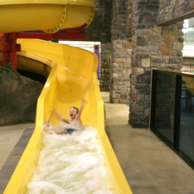 Weekend Getaway :: Castle Rock Resort and Waterpark