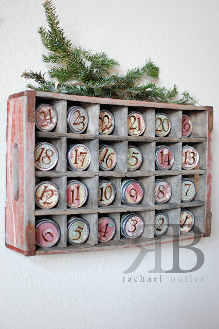 Crate advent calendar
