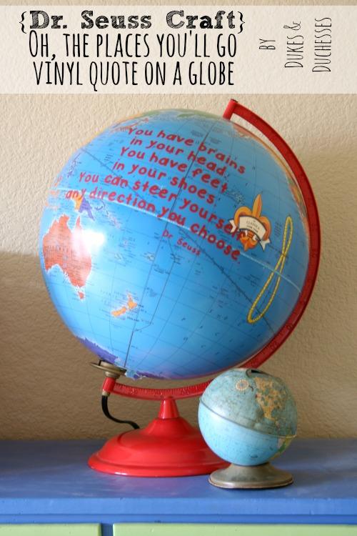 dr seuss globe