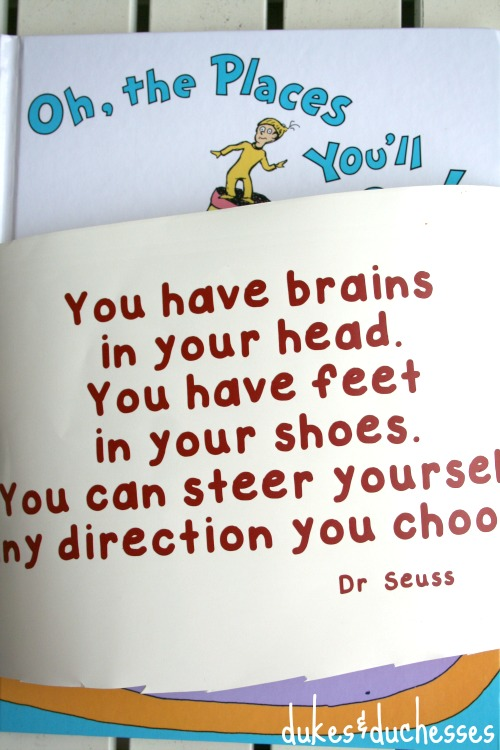dr seuss oh the places you'll go vinyl