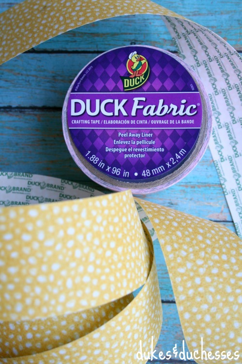 duck fabric crafting tape