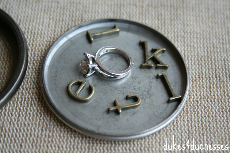 personalized locket