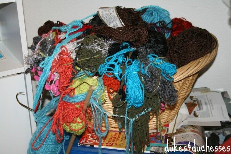 yarn - the old way