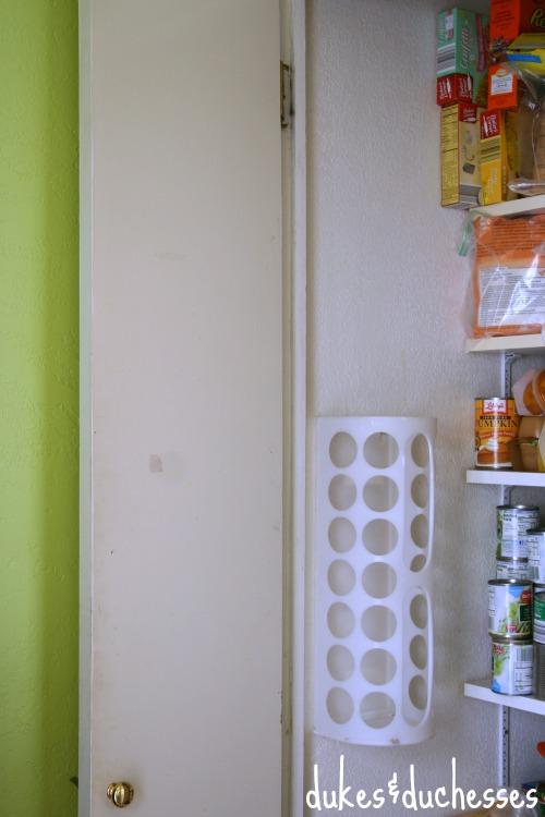 blank pantry door