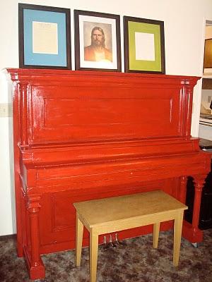 color. piano