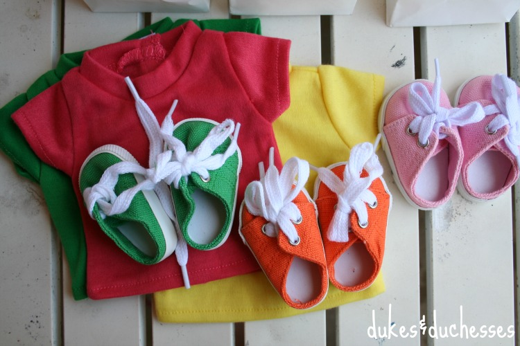 doll goody bags