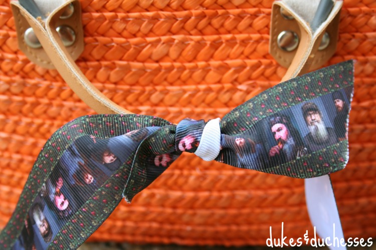 duck dynasty ribbon
