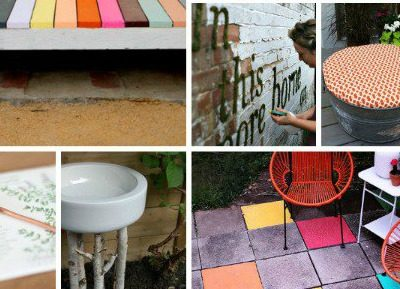 16 Projects for the Garden and Yard