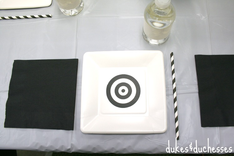 party place settings