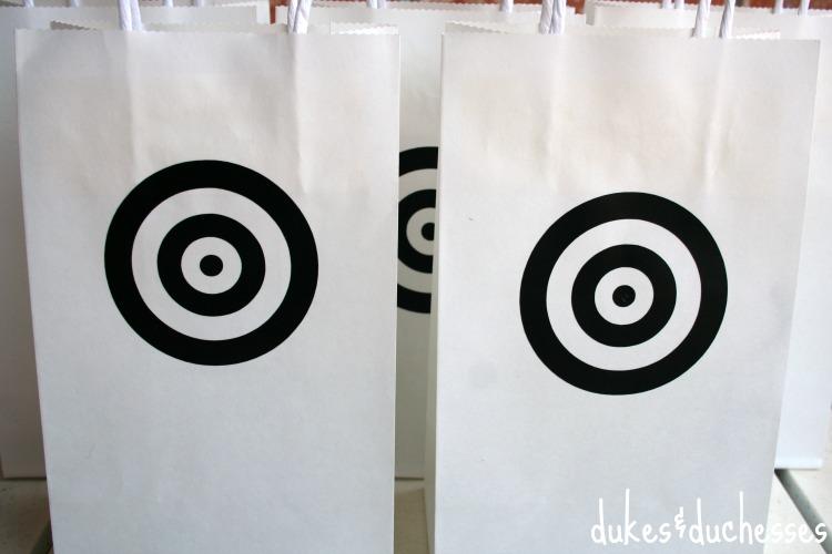 target goody bags