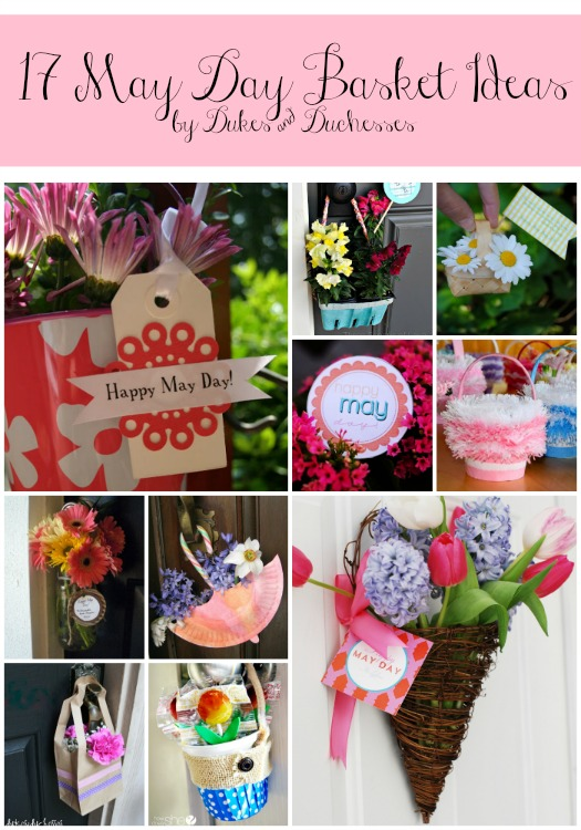 17 May Day Basket Ideas What To Put In Your Baskets