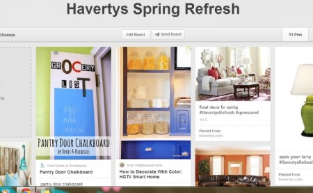 havertys spring refresh