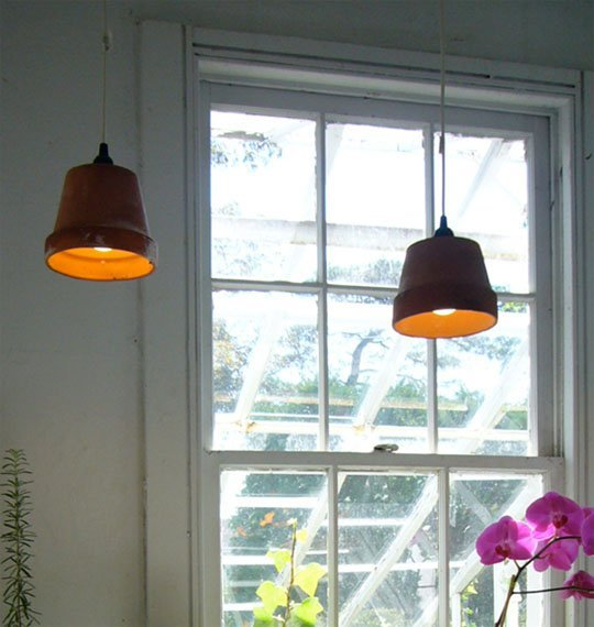 pot. light fixture
