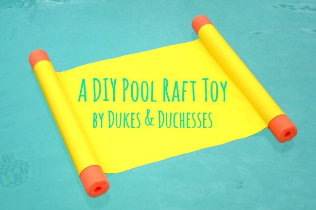 pool raft toy